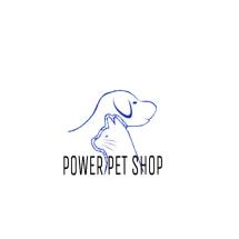 power pet shop Logo
