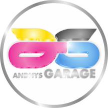 Logo Andhy's Garage