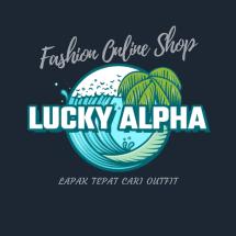 Logo luckyalpha