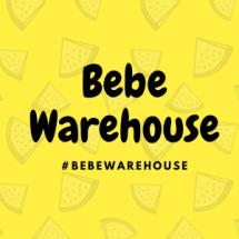 Logo Bebe Warehouse