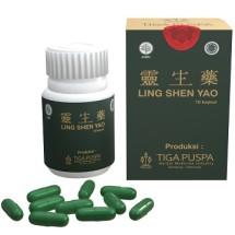 Lingshenyao(Obat Herbal) Logo