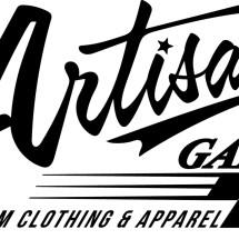 Logo Artisancloth garage