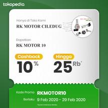 Logo RK MOTOR CILEDUG
