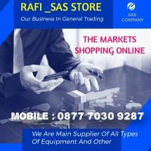 Rafi_Sas Store Logo