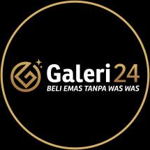 Galeri 24 by Pegadaian Logo