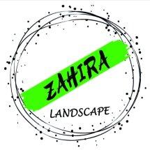 Zahira Landscape Logo