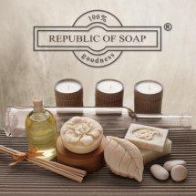 Republic of Soap Logo