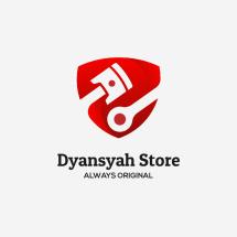 Logo Dyansyah Store