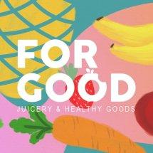 Logo For Good Juicery