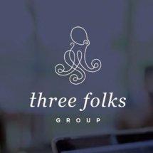 Three Folks Logo