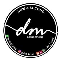 Logo Dm_Brand