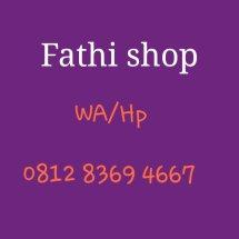Logo fathi shop