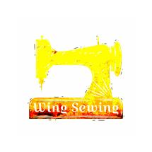 Logo Wing Sewing