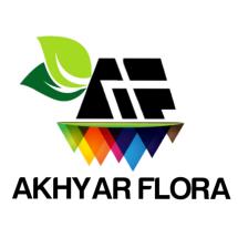AKHYAR FLORA Logo