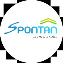 Logo Spontan Living