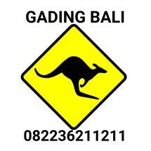 Gading Bali Shop Logo