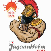 Jagoan Helm Logo