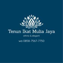 Tenun Ikat Mulia Jaya Logo