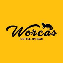 Logo WORCAS COFFEE SHOP