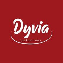 Logo Dyvia Custom Tees