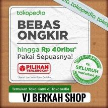 VJ berkah shop Logo