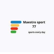 maestro sport 77 Logo