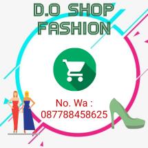 Logo D.O Shop Fashion
