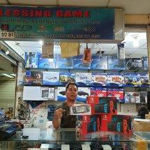 Logo BLESSING GAME