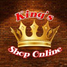 Logo King's Shop Online