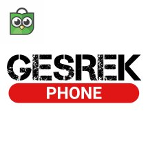 Gesrek Phone Logo