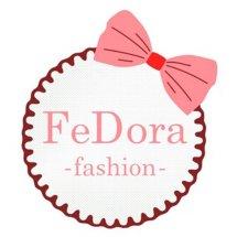Logo Fedora Fashion Konveksi