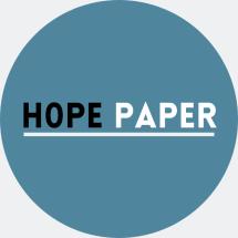 Logo HOPE PAPER