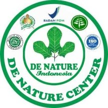 Logo De Nature Asli Officiall