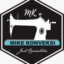 mike konfeksi Logo