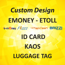 Logo Custom Emoney & Kaos