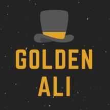 Logo GOLDEN ALI