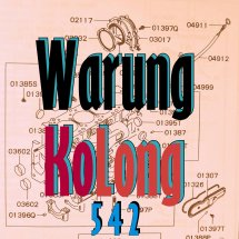 Warung KoLong 542 Logo