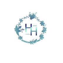 Healthy Herbal . Logo