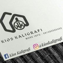 Kios Kaligrafi Logo