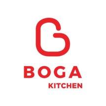 Boga Kitchen Depok Logo