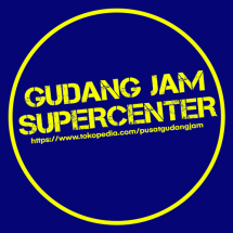 Logo Gudang Jam SUPERCENTER