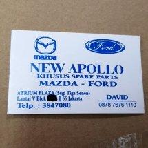 Logo New Apollo Mazda & Ford