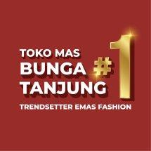 Logo Bunga Tanjung Gold