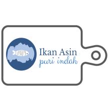 Logo Ikan Asin Puri Indah