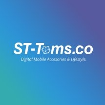 ST-Toms.co Logo
