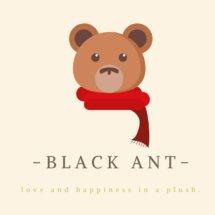 Logo BLACK ANT