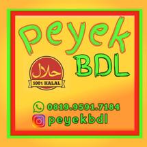 Logo Peyek BDL