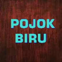 Pojok Biru Logo