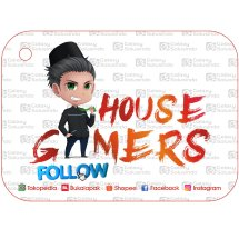 Logo House Gamers