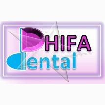Logo dhifa dental